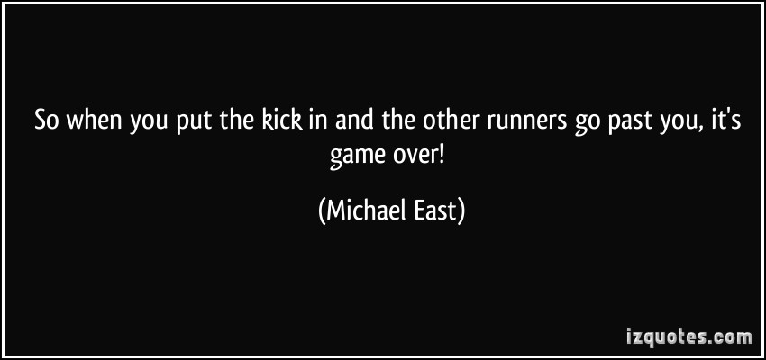 East quote #7