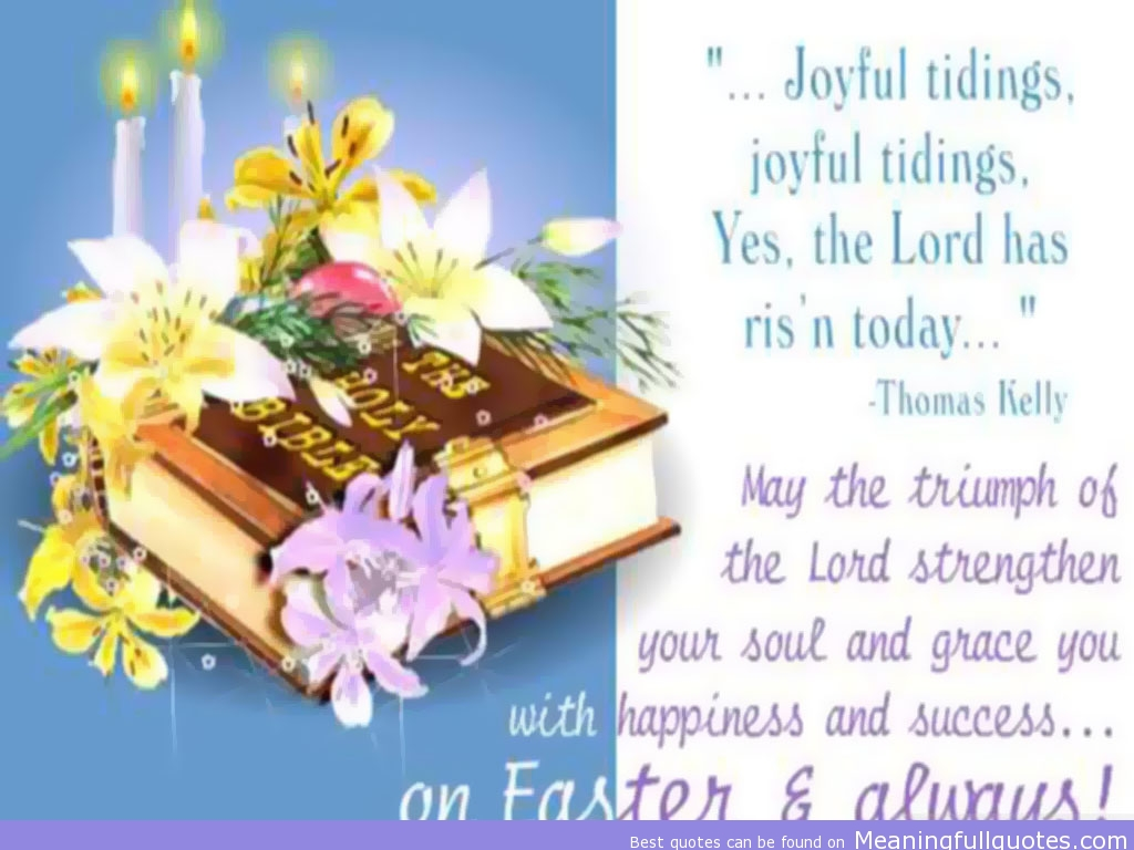 Easter quote #7