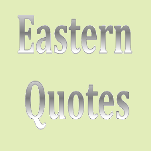 Eastern quote #1