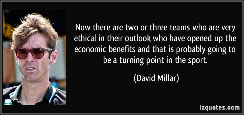 Economic Benefits quote