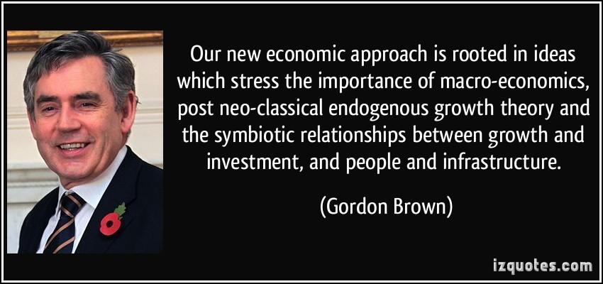 Economics quote #4
