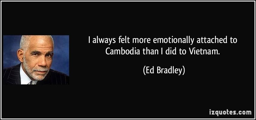Ed Bradley's quote #6