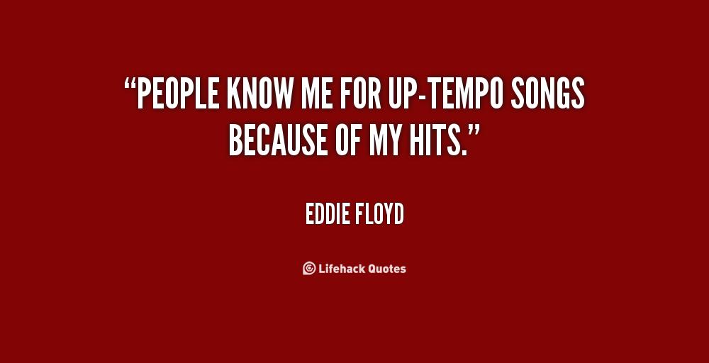 Eddie Floyd's quote #3
