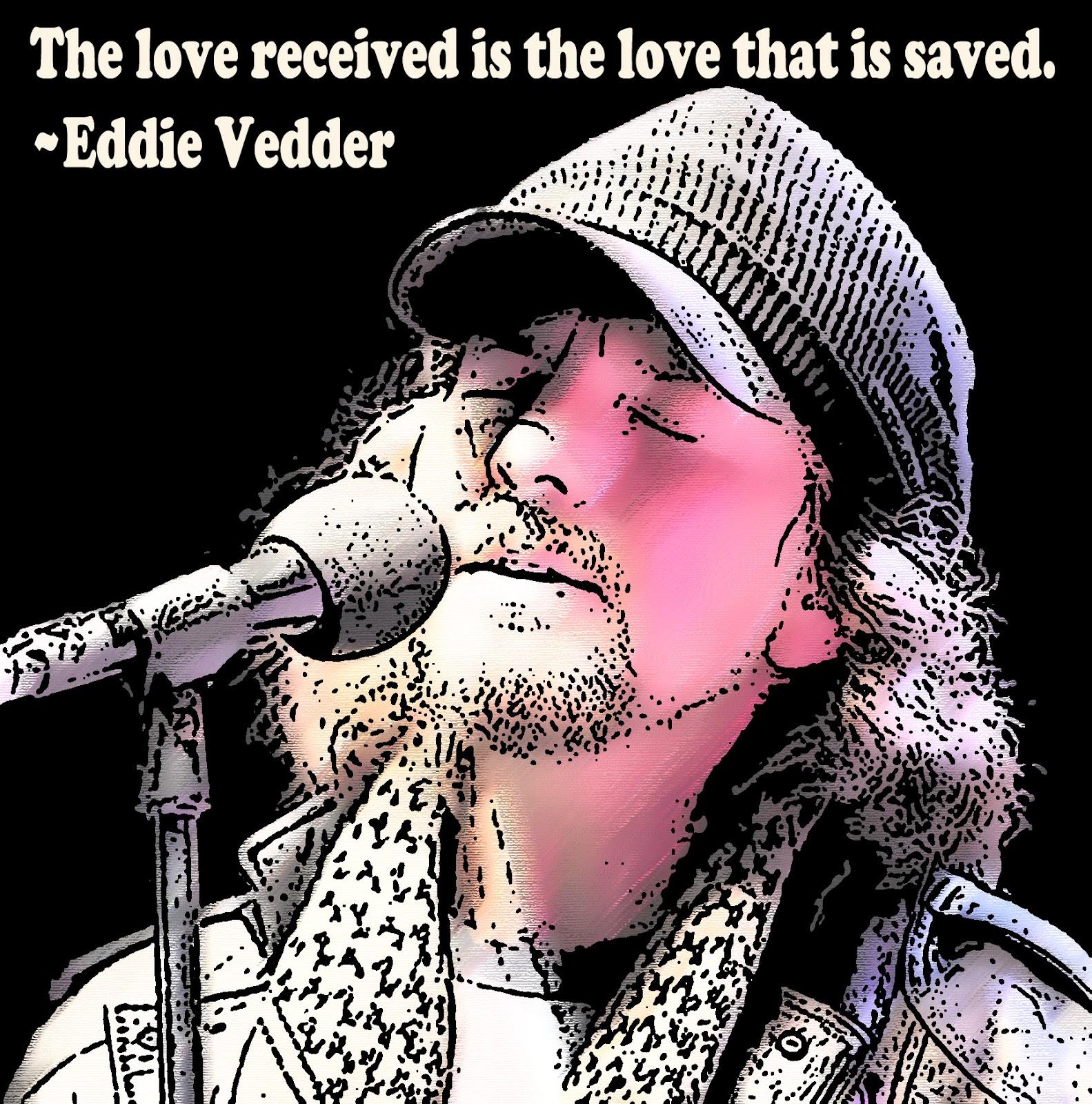 Eddie Vedder's quote #8