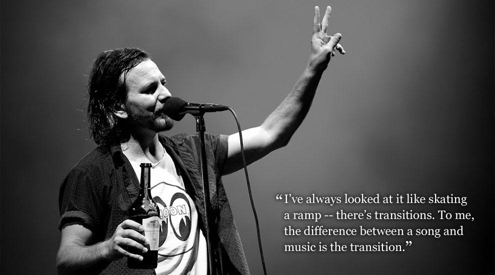 Eddie Vedder's quote #4