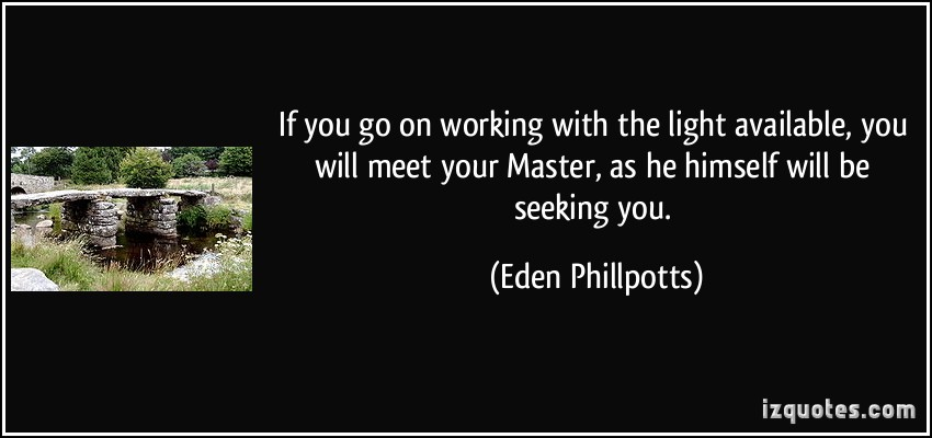 Eden Phillpotts's quote #5