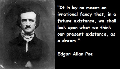 Edgar Allan Poe's quote #6