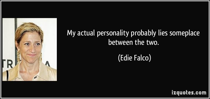 Edie Falco's quote #6