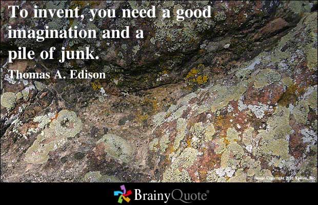 Edison quote #1