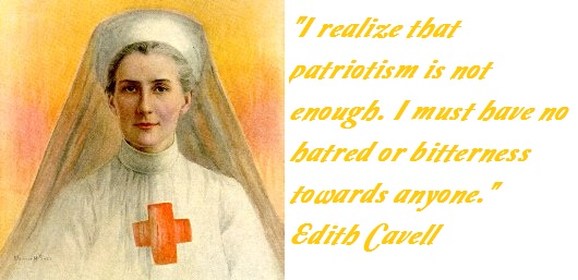 Edith Cavell's quote #1