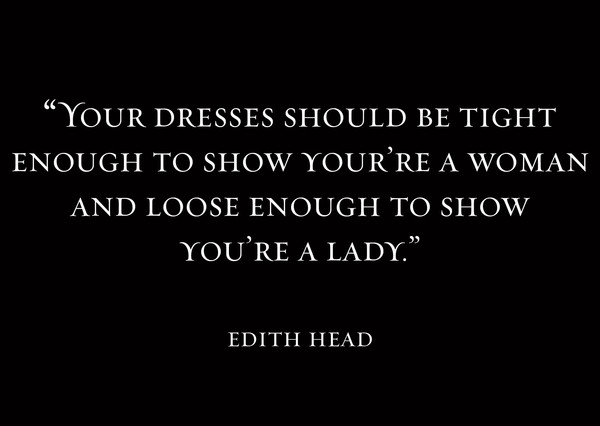 Edith Head's quote #8