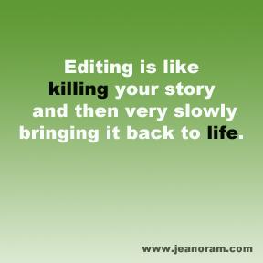 Editing quote #1