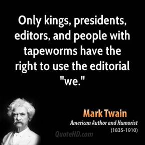 Editorial quote #2