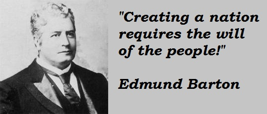 Edmund Barton's quote #2