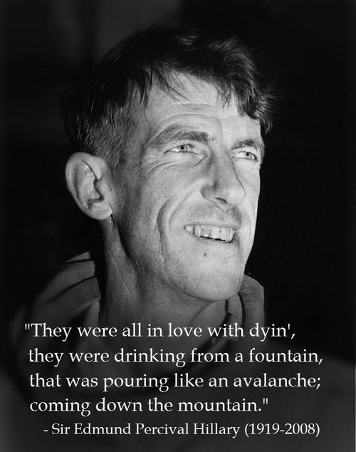 Edmund Hillary's quote #3
