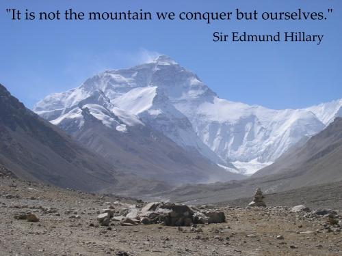 Edmund Hillary's quote #7