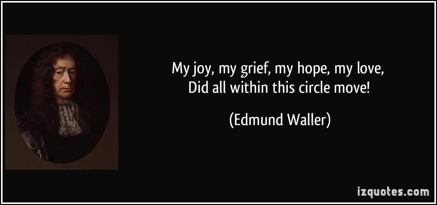 Edmund Waller's quote #5