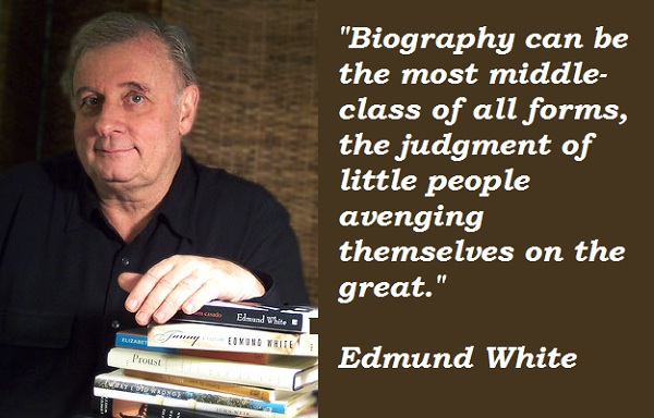Edmund White's quote #1