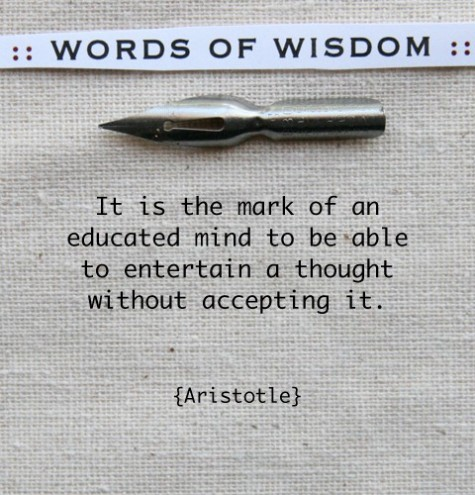 Educated People quote #2