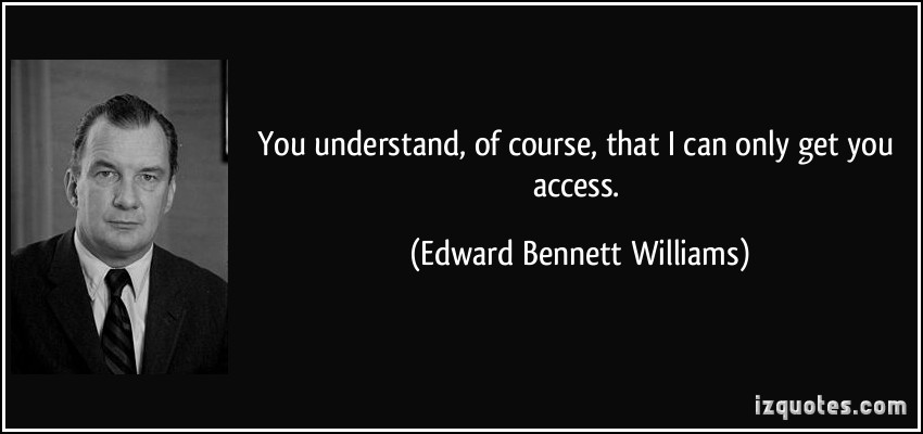 Edward Bennett Williams's quote #2