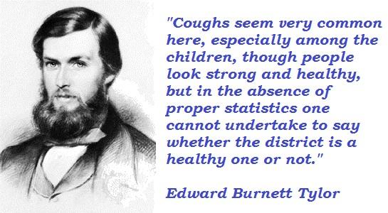Edward Burnett Tylor's quote #1