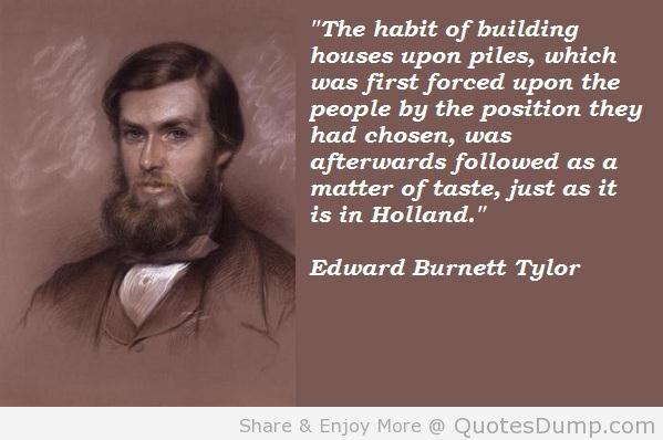 Edward Burnett Tylor's quote #4