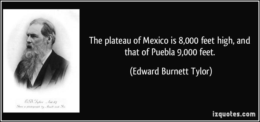 Edward Burnett Tylor's quote #6