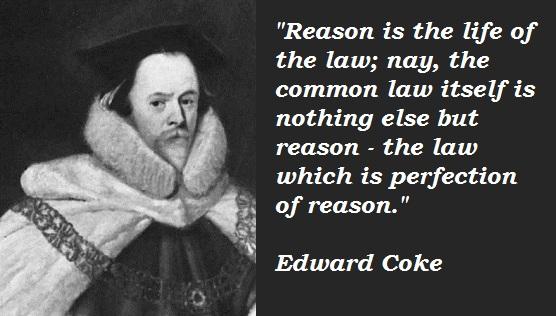 Edward Coke's quote #7