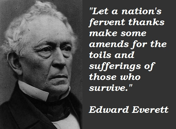 Edward Everett's quote #7