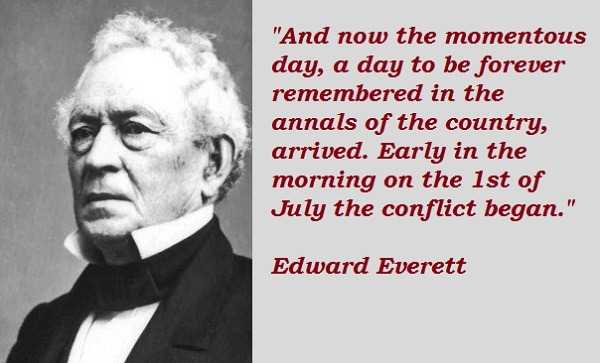 Edward Everett's quote #5