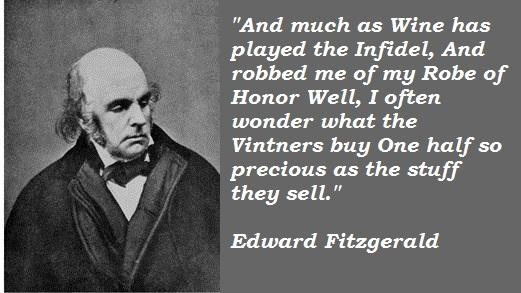 Edward Fitzgerald's quote #4