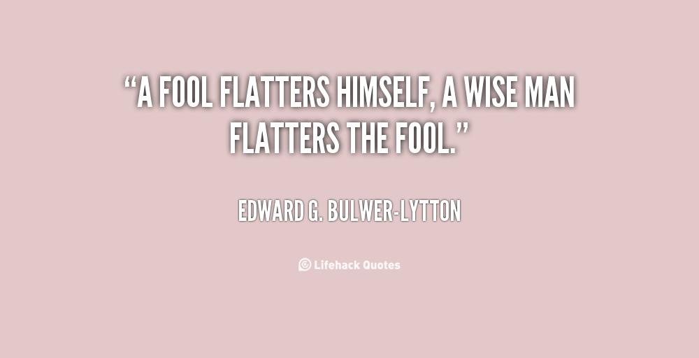 Edward G. Bulwer-Lytton's quote #5
