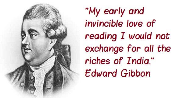 Edward Gibbon's quote #4