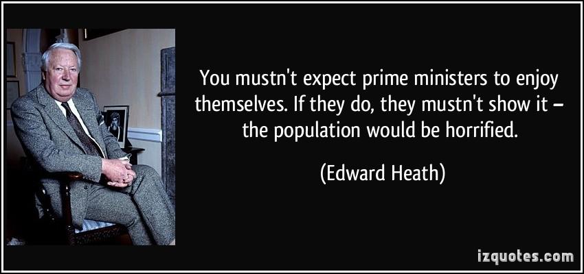 Edward Heath's quote #1