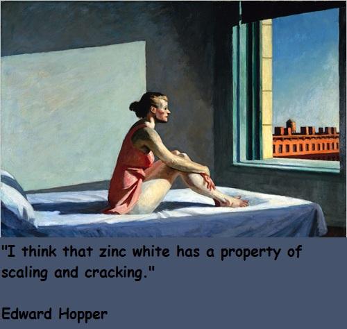 Edward Hopper's quote #1