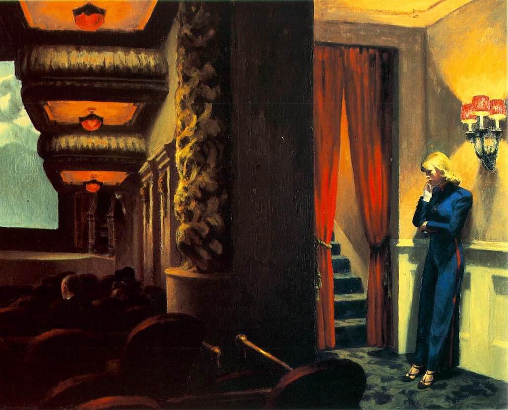 Edward Hopper's quote #7