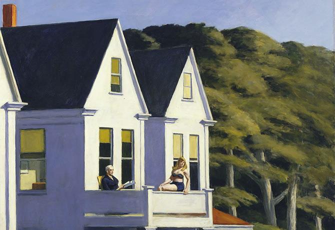 Edward Hopper's quote #3