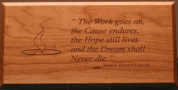 Edward Kennedy's quote #2