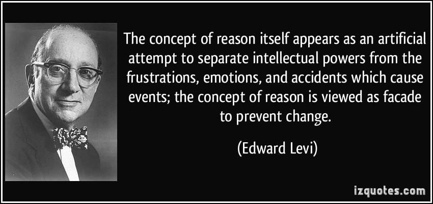 Edward Levi's quote #1