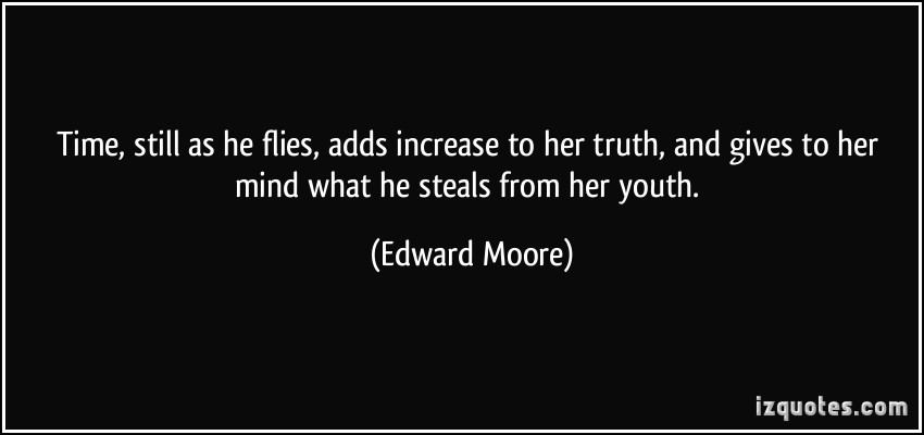 Edward Moore's quote #2