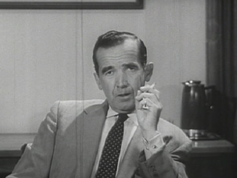 Edward R. Murrow's quote #5