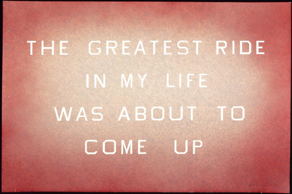 Edward Ruscha's quote #3