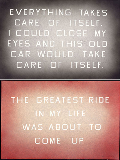 Edward Ruscha's quote #5