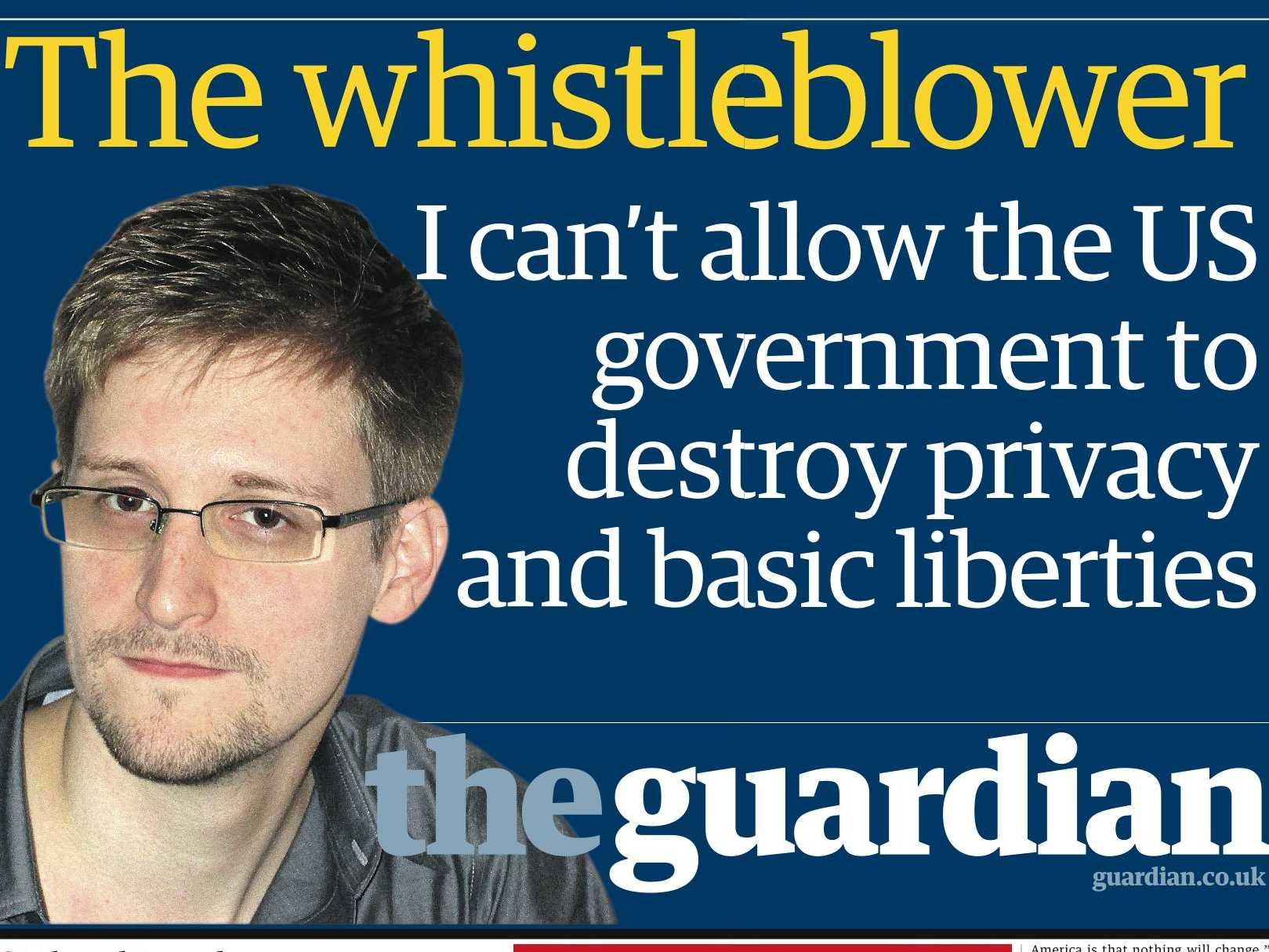 Edward Snowden's quote #1