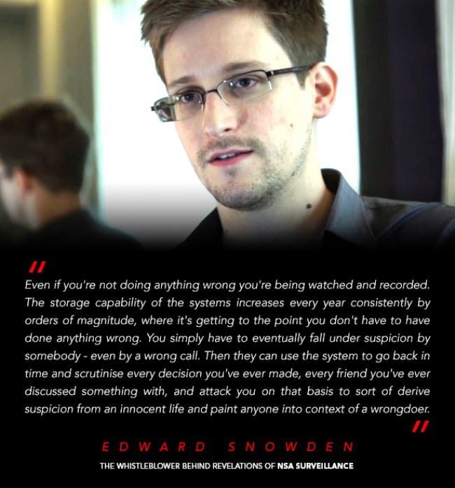 Edward Snowden's quote #5