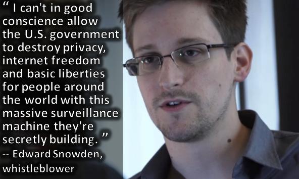 Edward Snowden's quote #6