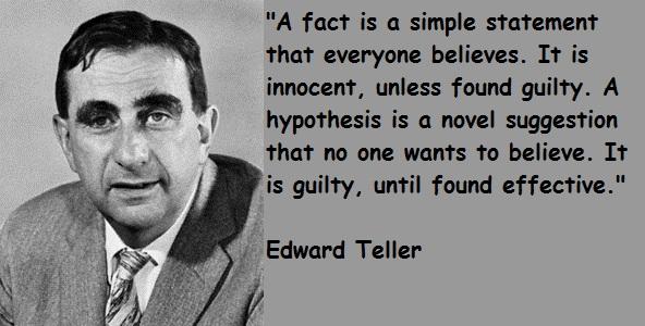 Edward Teller's quote #3