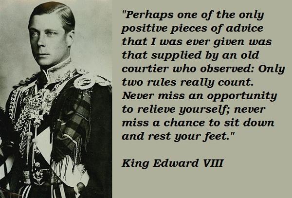 Edward VIII's quote #2