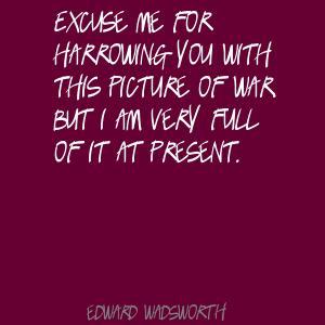 Edward Wadsworth's quote #1