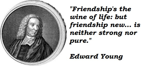 Edward Young's quote #1
